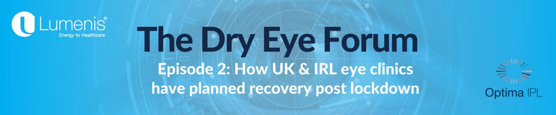 dry eye forum episode 2